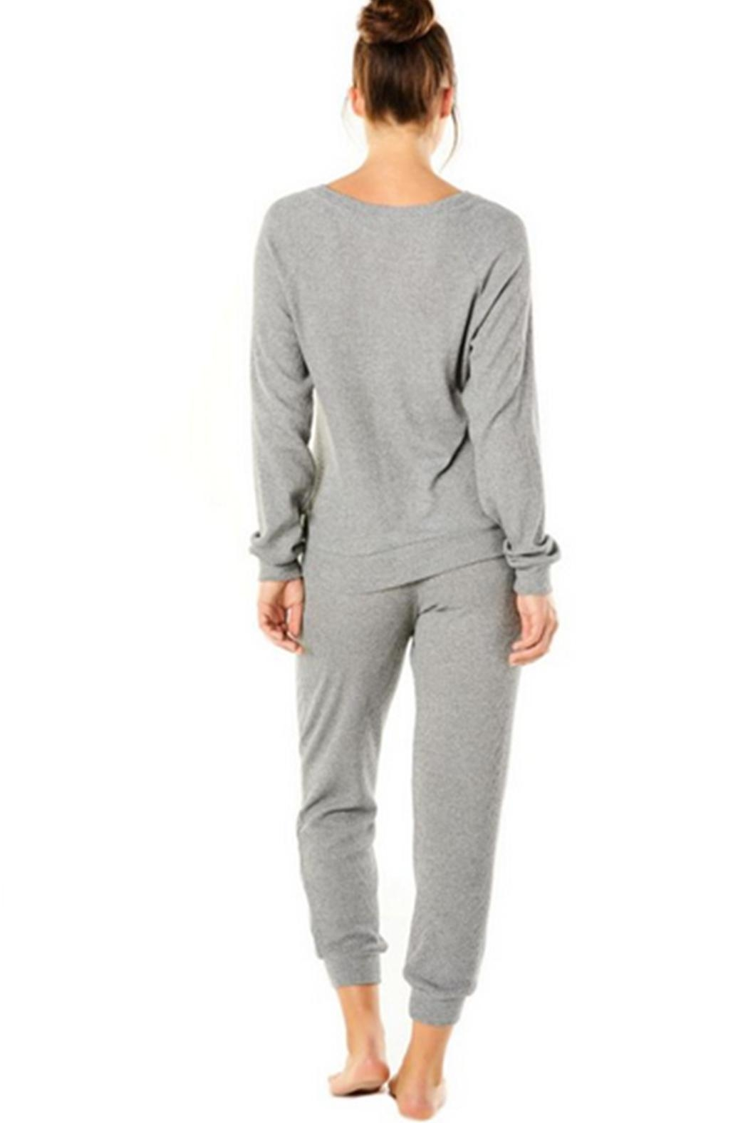 Cosabella Long-Sleeve Pajama Set - Side Cropped Image