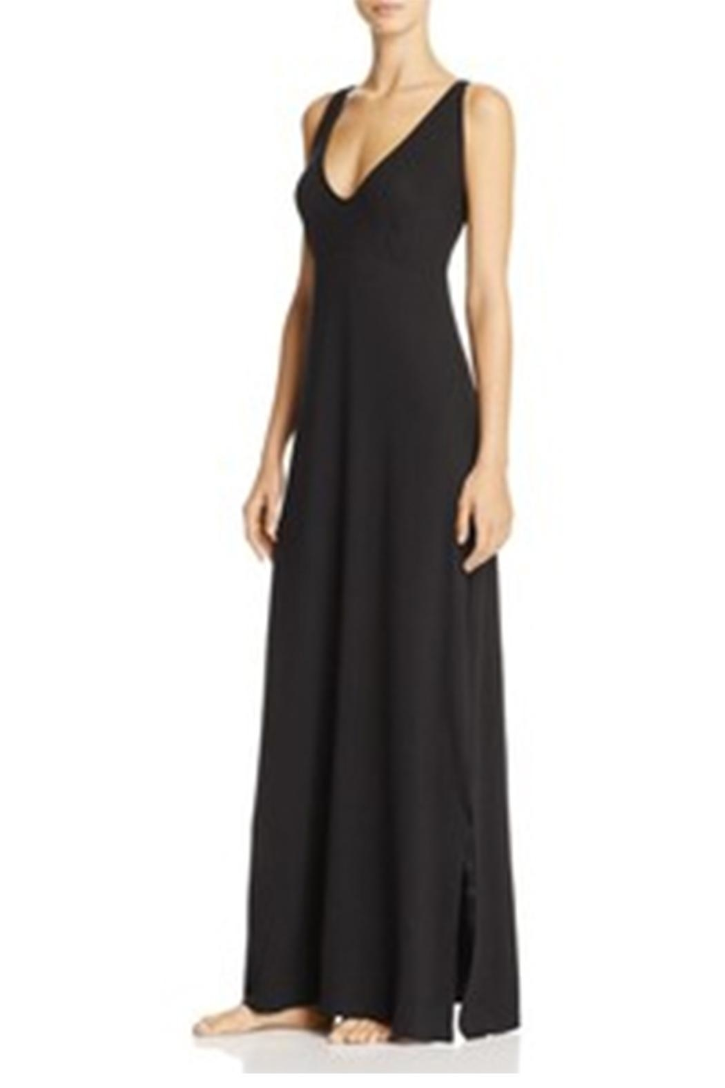 Cosabella Plunge-Neck Maxi Dress - Main Image