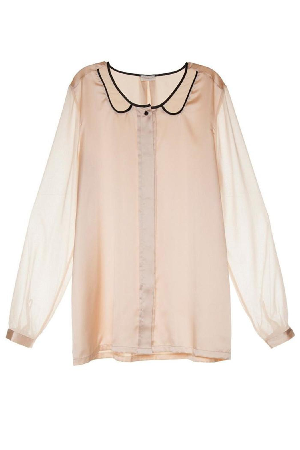 Cosabella Sophisticated Longsleeve Top - Main Image