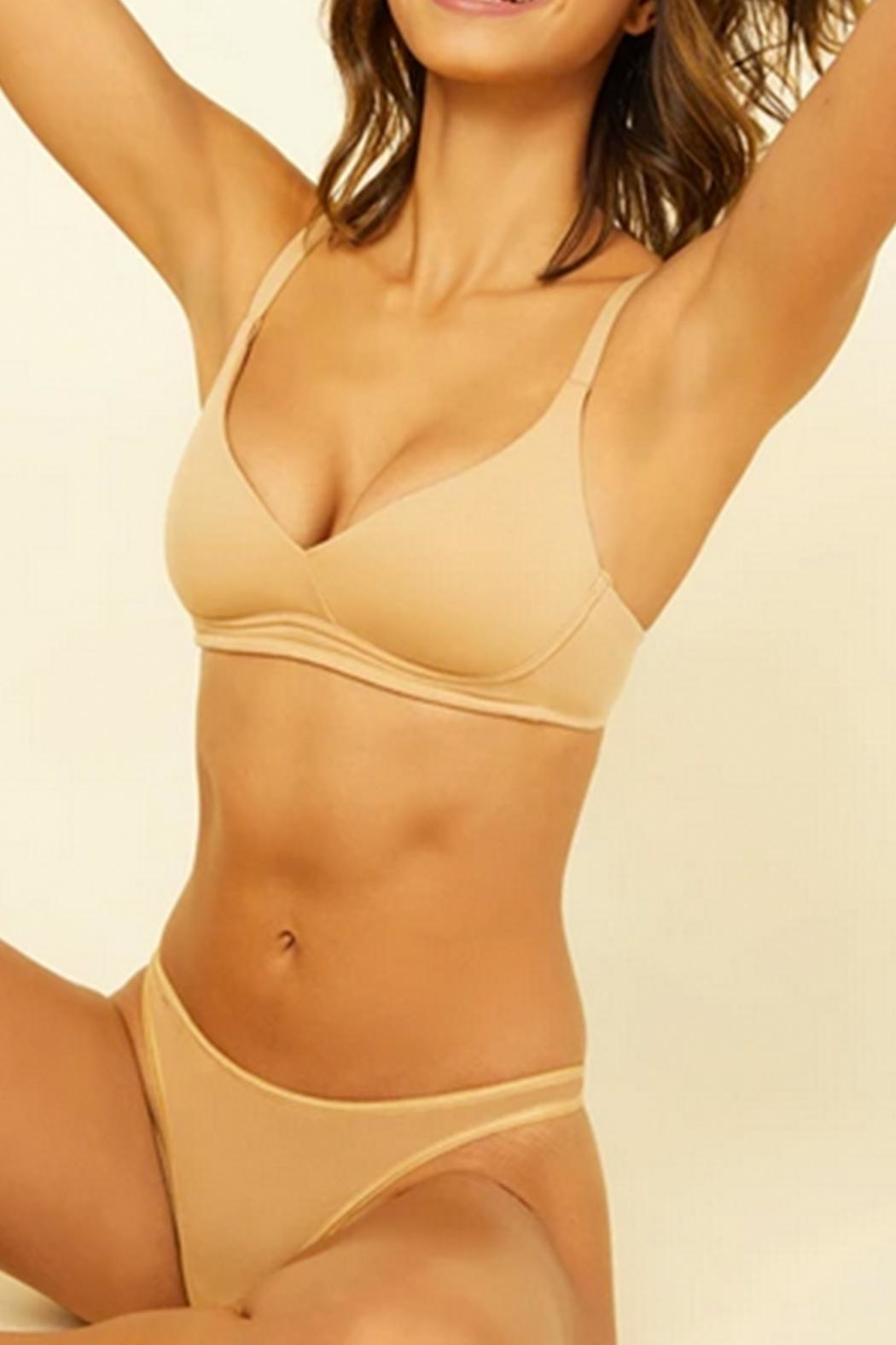 Cosabella Wireless Tshirt Bra - Front Cropped Image
