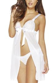 Cosabella Lingerie White Lingerie Set - Front cropped