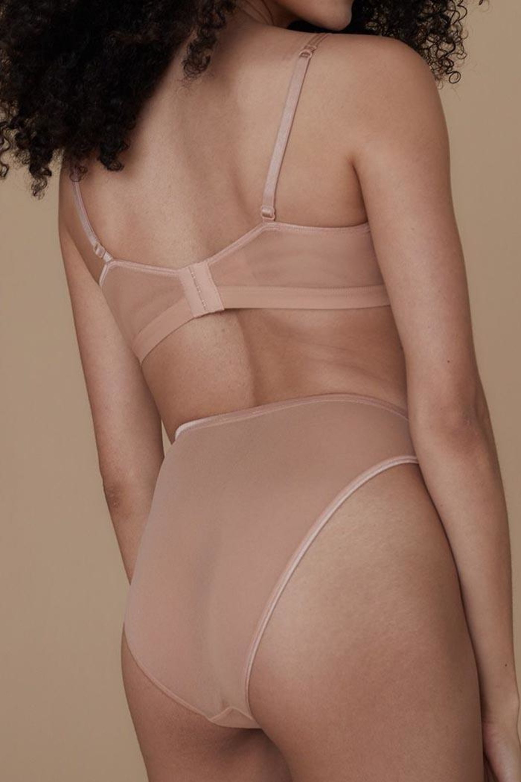 Cosabella Lingerie Soire Confidence Bralette - Side Cropped Image