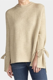 Coco + Carmen Cosetta Tie Sleeve Sweater - Product Mini Image