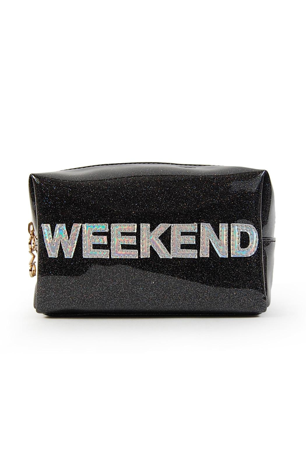 OMG! Accessories Cosmetics Pouch - Main Image
