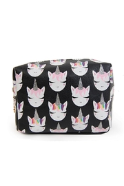 OMG! Accessories Cosmetics Pouch - Side cropped