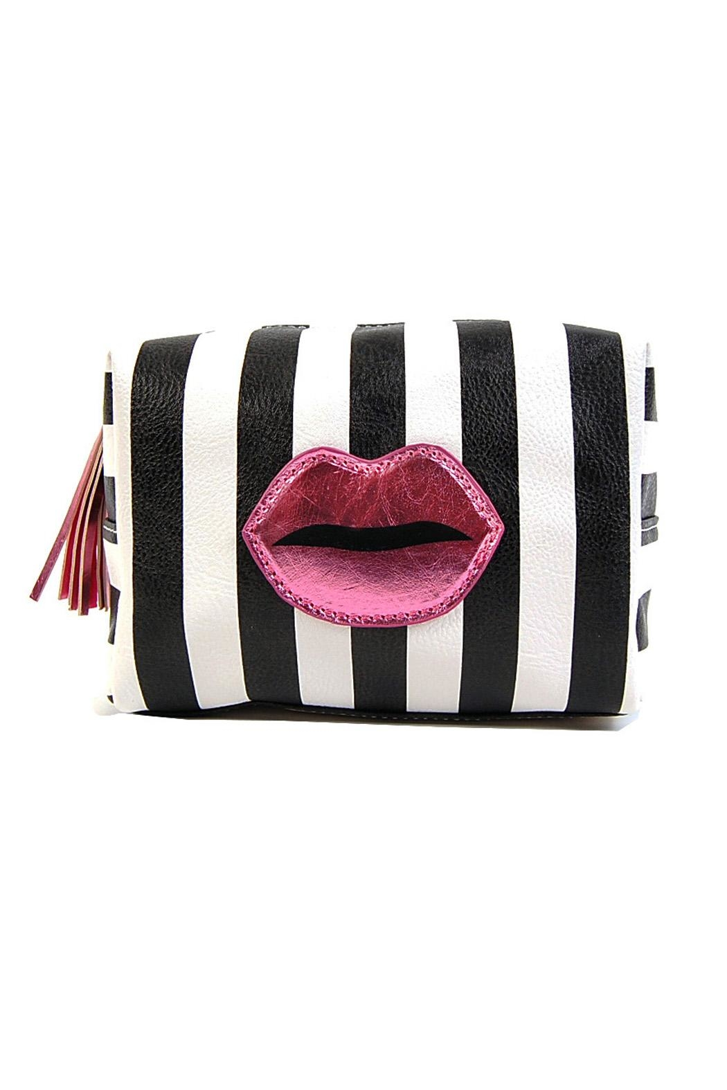 OMG! Accessories Cosmetics Pouch - Front Cropped Image