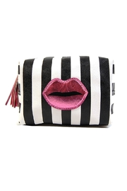 OMG! Accessories Cosmetics Pouch - Front cropped