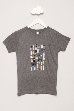 Shoptiques Product: Cosmetics Printed T Shirt