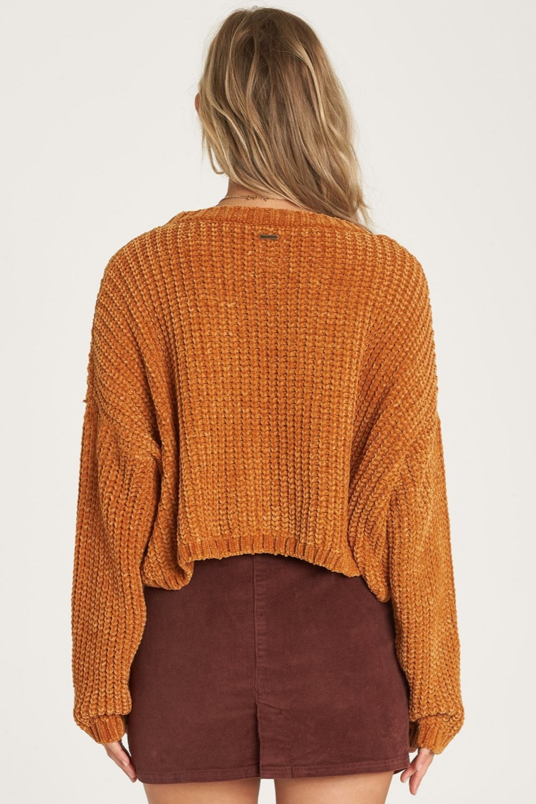 Billabong Cosmic Dream Slouchy Sweater - Front Full Image