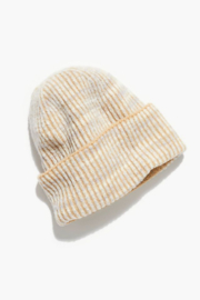 Free People  Cosmic Spacedye Ribbed Beanie - Front full body