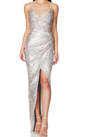Nookie Cosmo Gown - Product Mini Image