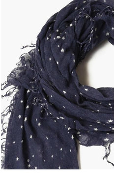 Shoptiques Product: Cosmos Cashmere-Silk Scarf