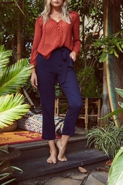 SAGE THE LABEL Costa Harem Pant - Product Mini Image