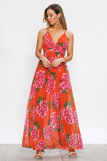 Flying Tomato Costa Rica Floral from Florida by Not Your Typical Dress — Shoptiques