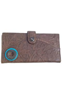 Costume National Brown Bifold Wallet - Product List Image