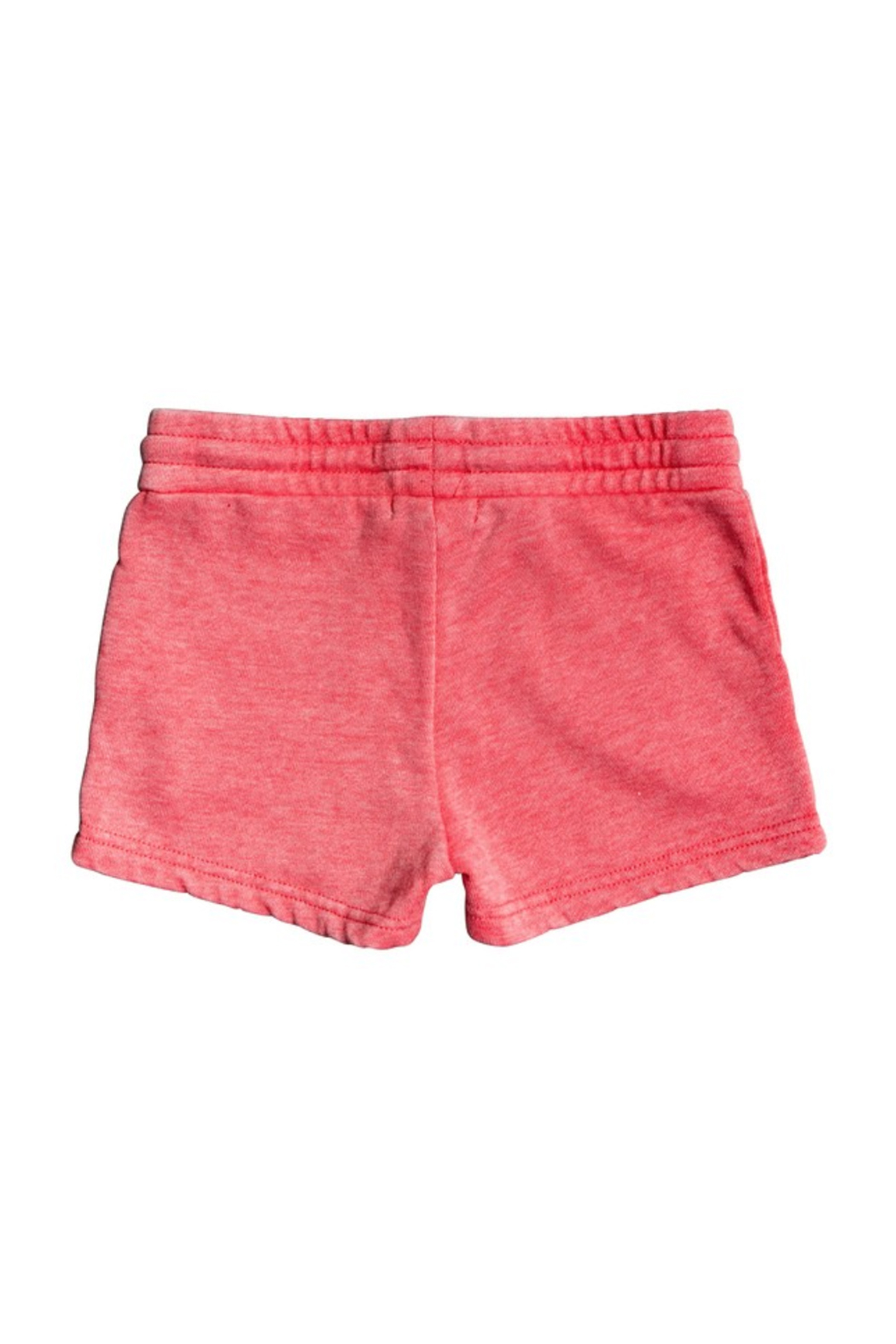 Roxy Cosy Rain A Sweat Shorts - Front Full Image