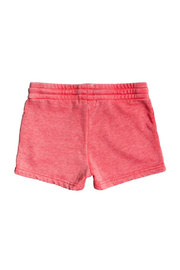 Roxy Cosy Rain A Sweat Shorts - Front full body