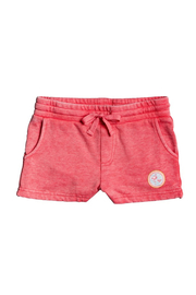 Roxy Cosy Rain A Sweat Shorts - Front cropped