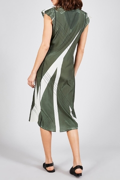 Cotelac Geometric Print Dress - Alternate List Image