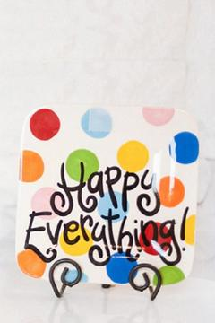 Coton Colors Mini Happy Everything Platter - Alternate List Image