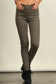 LuLu's Boutique Cotton Blend Leggings - Product Mini Image