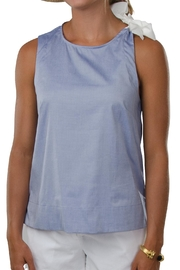 Cortland Park Cotton Bow Tank - Product Mini Image
