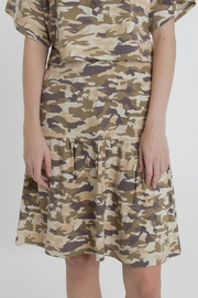 Thread+Onion Cotton Camo Skirt - Product Mini Image