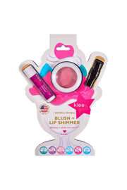 Klee Kids Cotton Candy Glow - Natural Blush + Lip Shimmer - Product Mini Image