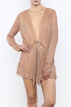 Cotton Candy It's My Party Romper - Product List Image