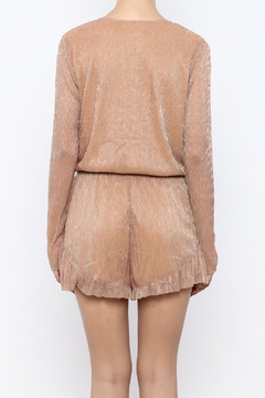 Cotton Candy It's My Party Romper - Alternate List Image