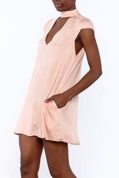 Cotton Candy Lucky Peach Dress - Product List Image