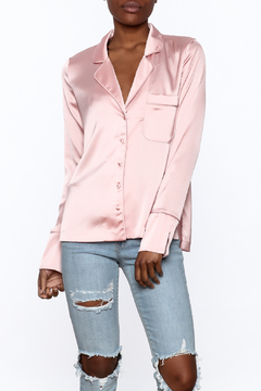 Cotton Candy Rock With Me Blouse - Product List Image