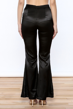 Shoptiques Product: Silk Bell Bottoms