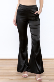 Cotton Candy Silk Bell Bottoms - Product Mini Image
