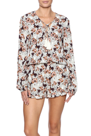 Cotton Candy That 70's Romper - Product Mini Image