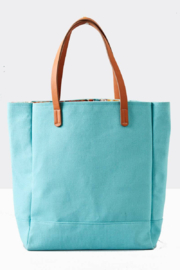 Boon Supply Cotton Canvas Totes - Front cropped