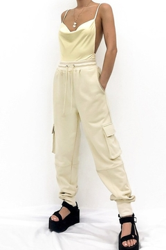 Shoptiques Product: Cotton Cargo Joggers