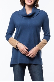 Tyler Boe Cotton/Cashmere Cowl Neck Tunic - Product Mini Image