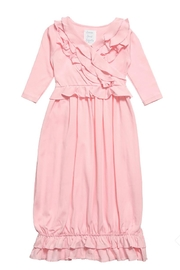 lemon loves layette Cotton Day Gown - Front cropped