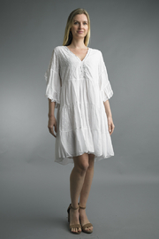 Tempo Paris  COTTON DRESS - Product Mini Image