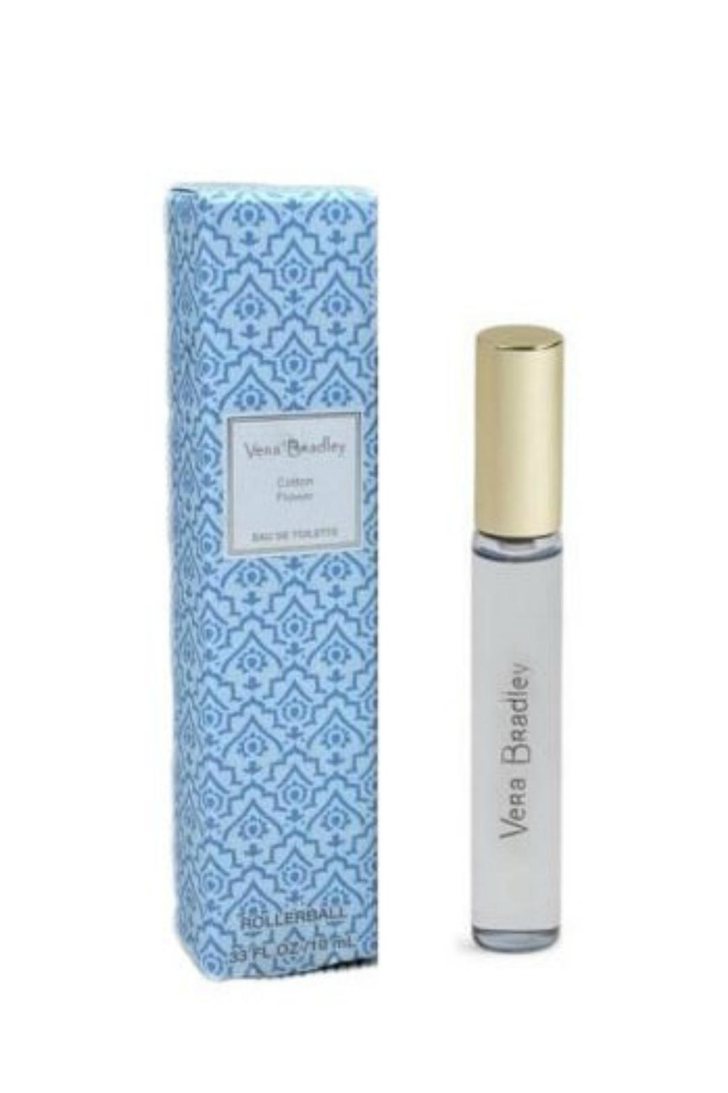 Vera Bradley Cotton Flower Rollerball - Front Cropped Image
