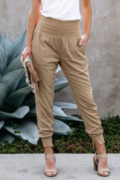 Youmi Cotton Joggers - Product List Image