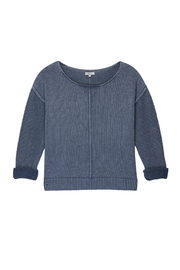 Rails Cotton Knit Sweater - Product Mini Image