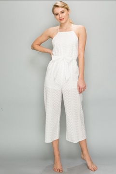 AAKAA Cotton Lace Jumpsuit - Product List Image