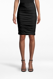 Nicole Miller Cotton Metal Pencil Skirt - Product Mini Image