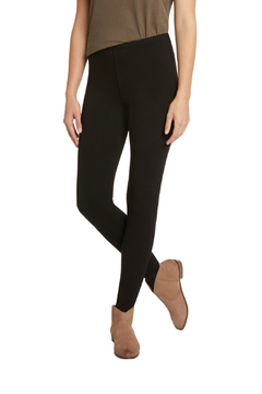 Matty M Cotton Modal French Terry Leggings - Product List Image