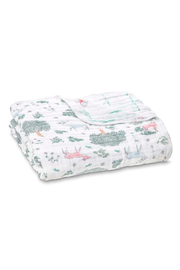 Aden + Anais Cotton Muslin Dream Blanket - Forest Fantasy - Product Mini Image