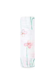 Aden + Anais Cotton Muslin Swaddle - Flowers - Product Mini Image
