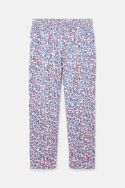 Joules Cotton Pajama Set - Front full body