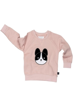 Huxbaby Cotton Pink Sweatshirt - Alternate List Image